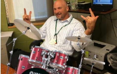 Mr. Rush: Teacher by Day, Rock Star by Night