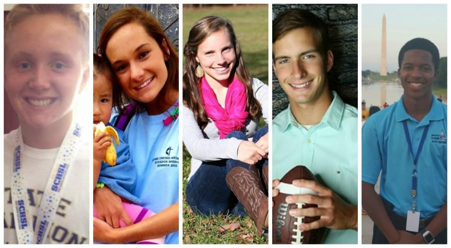 Seriously Smart: AMHS Scholarship Nominees