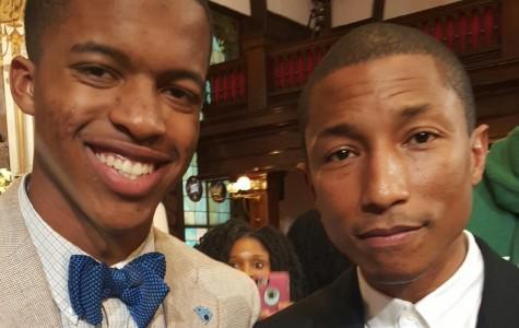 Shining A Light: Pharrell William's Hosts Conversation on Race Relations