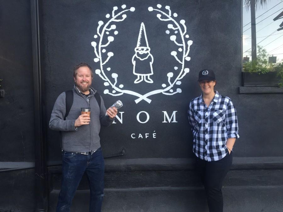 Grimshaw Opens Vegan Restaurant Gnome Café