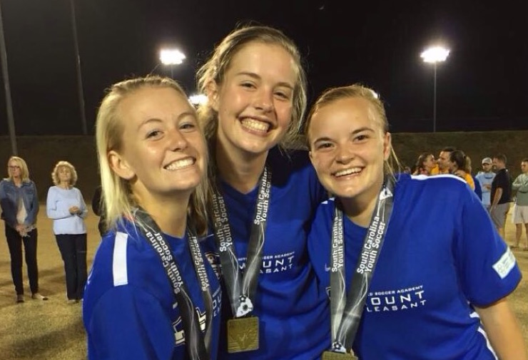 Magnet Soccer Players Win Club State Cup