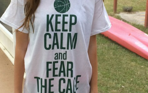 Fear the Cage t-shirts for sale!