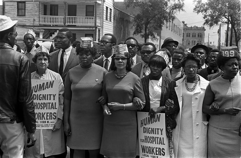 Charleston Hospital Workers Strike of 1969