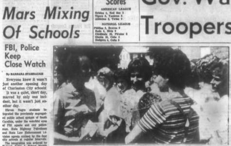 Millicent Brown's Historic Walk to Desegregate Rivers High School