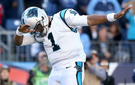 King of the Dab: Cam Newton