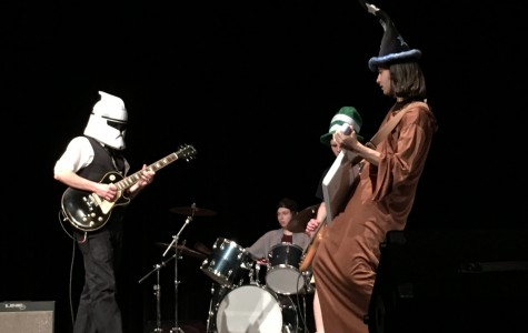 A Carrot Flute, a Keytar, and Some Terrible Puns: A Recap of the AMHS Talent Show