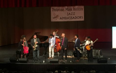 Thelonious Monk Institute Visits Bonds-Wilson Campus