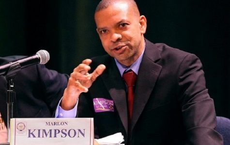 Forward!: Re-elect SC Senator Marlon Kimpson