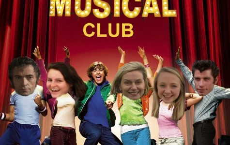 High School Musical Club Is Back!
