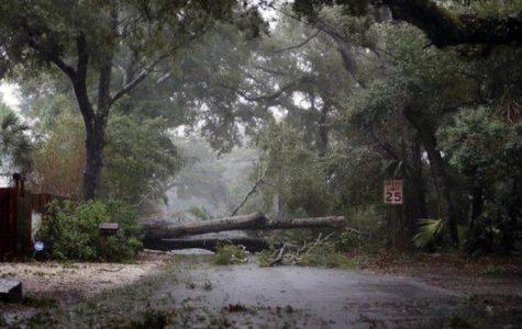 AMHS Takes Hurricane Matthew