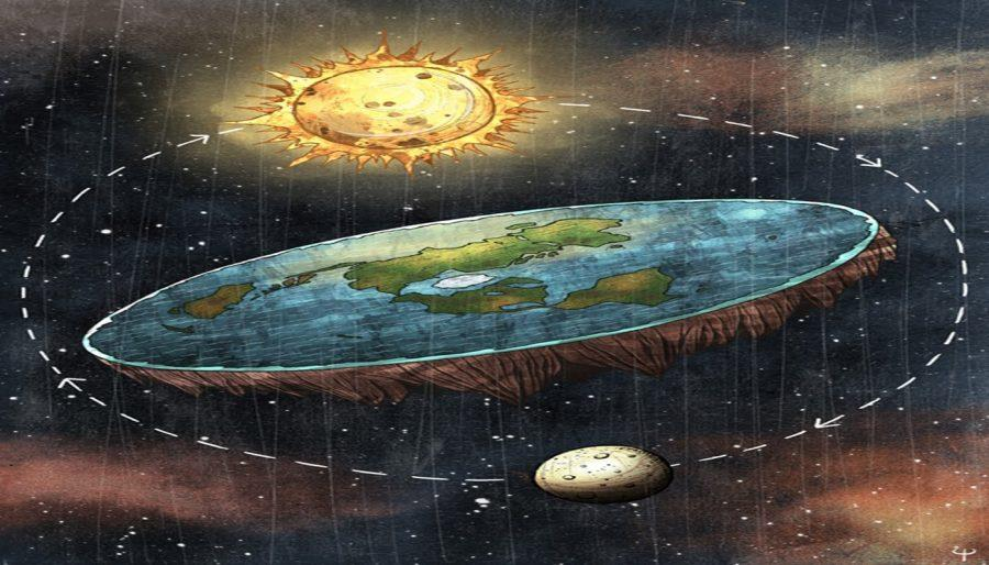 We've Been Played: The World is Flat
