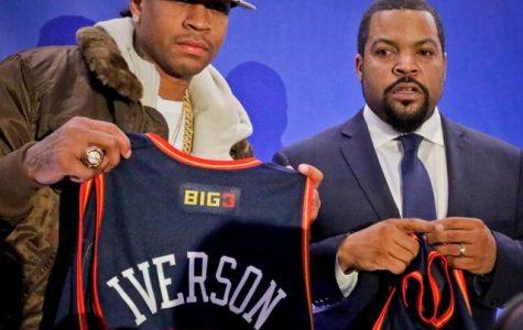 Ice Cube's 3v3 Basketball League