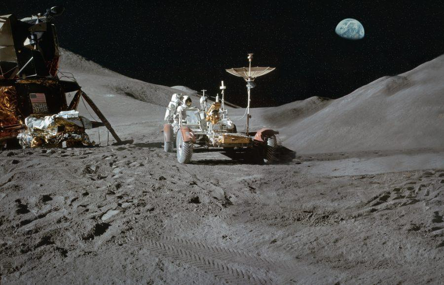 all photos and videos from apollo moon landing - photo #28