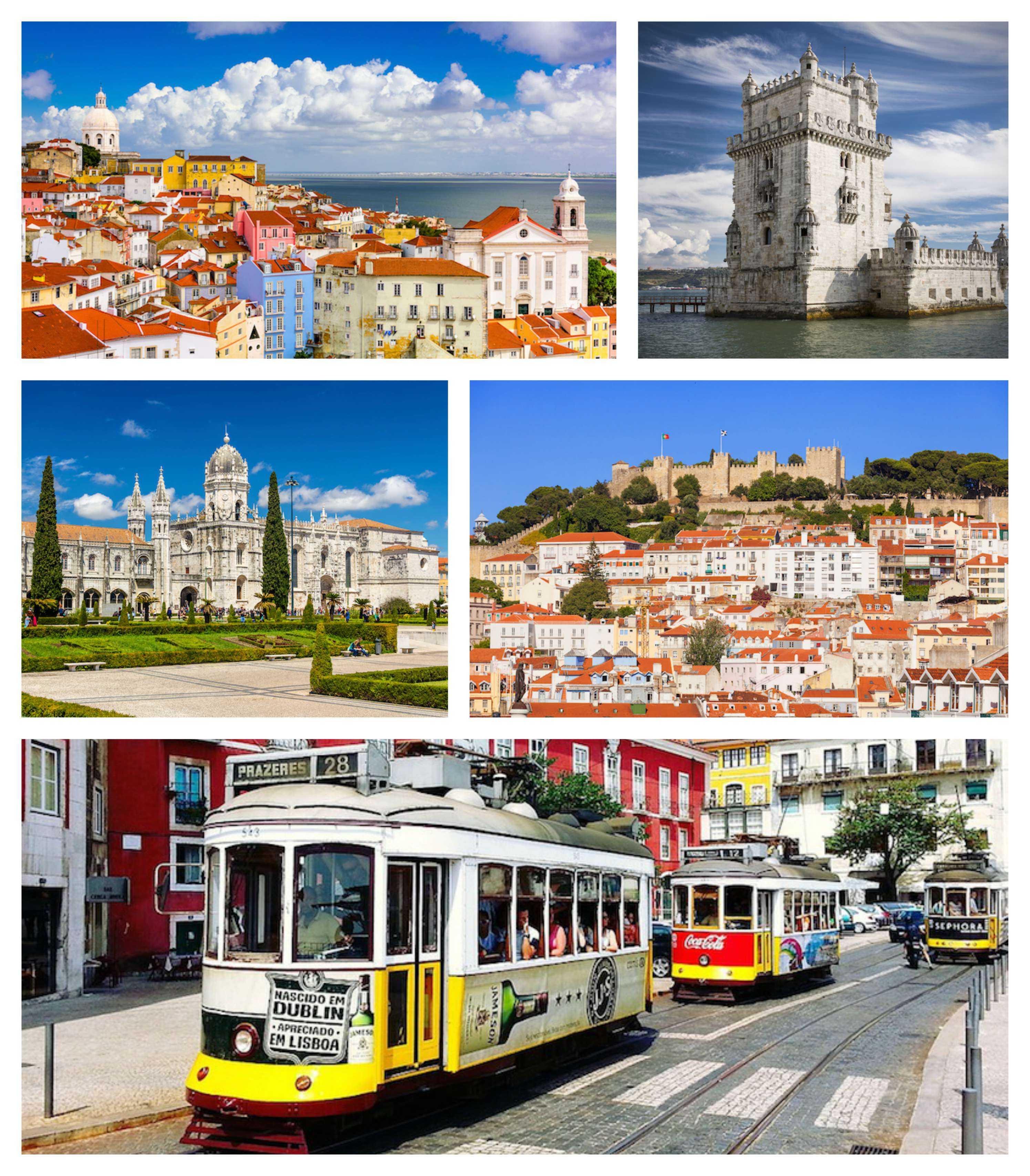 Alfama - the original Moorish district of Lisbon 57