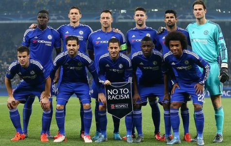 Chelsea Dominating England's Top League