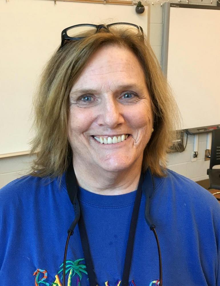 Meet the New Teachers: Ms. Sharpe