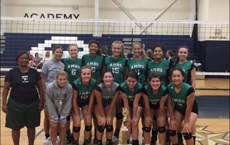 Meet the AMHS Varsity Volleyball Team