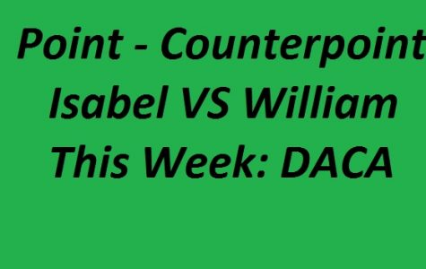 Point  Counterpoint  :  DACA