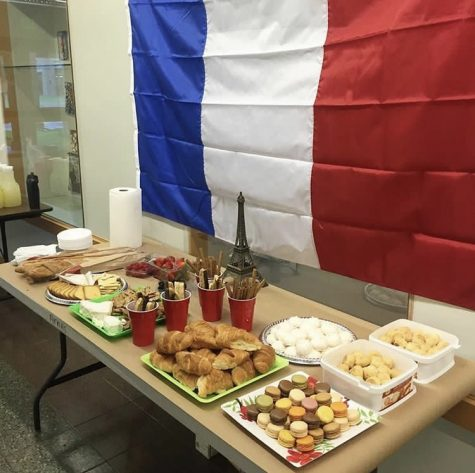 French National Honor Society Gears Up for an Exciting Year