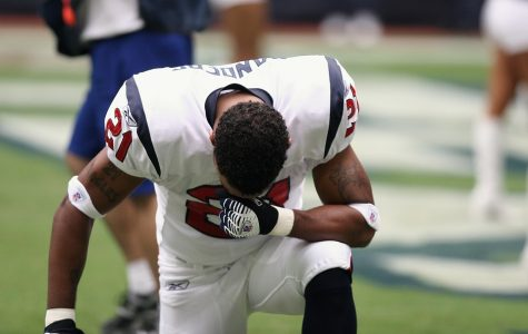 Taking a knee?  The NFL Controversy