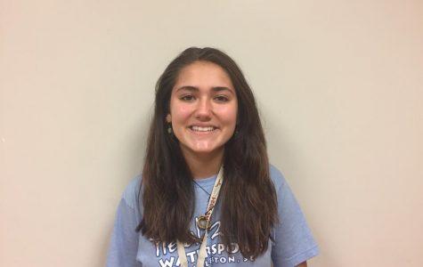 Freshman Class President Profile: Sophia Martuscello