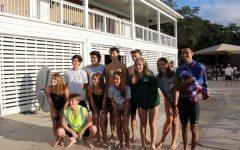Gallery: Swim Team Senior Night