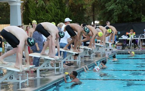 Gallery: Last Swim Meet Before State