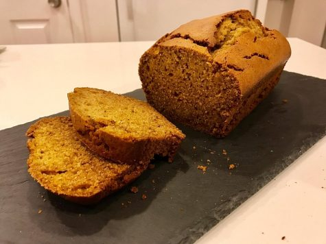 Food of the Week: Chocolate Chip Pumpkin Bread