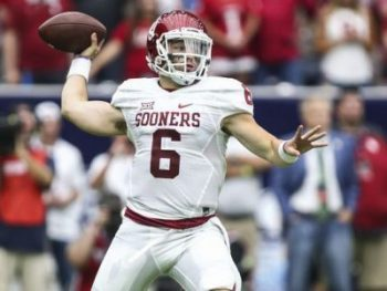 Baker Mayfield: Imperfect Player, Perfect Heisman