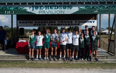Cross Country State Meet (Gallery)