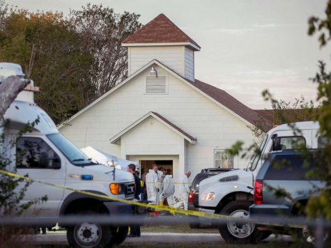 Gunman Murders 26 in Rural Texas Church