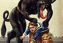 Mythical Monsters: Krampus