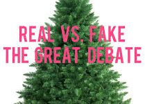 Real or Fake: What's Your Tree This Holiday Season?