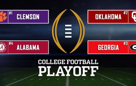 College Football Update CFP Final Rankings