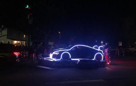 22nd Annual Christmas Light Parade