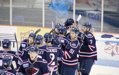 Stingrays Sweep Three Game Weekend