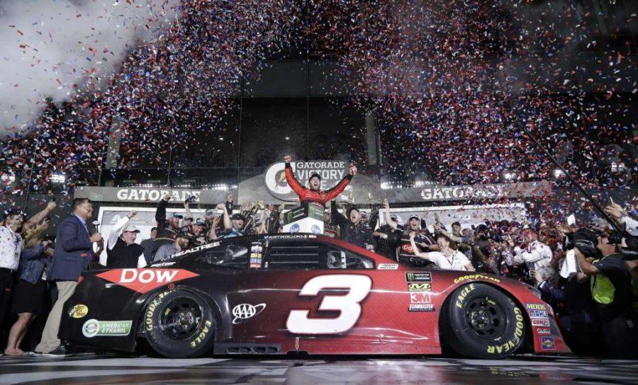 The Legacy of #3 Continues at Daytona