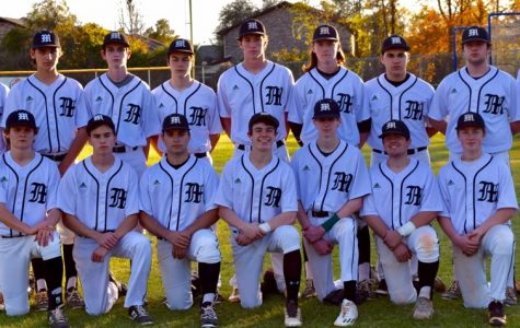 Meet the Magnet Varsity Baseball Team