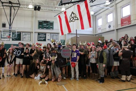 Gallery: Wall Day and Pep Rally