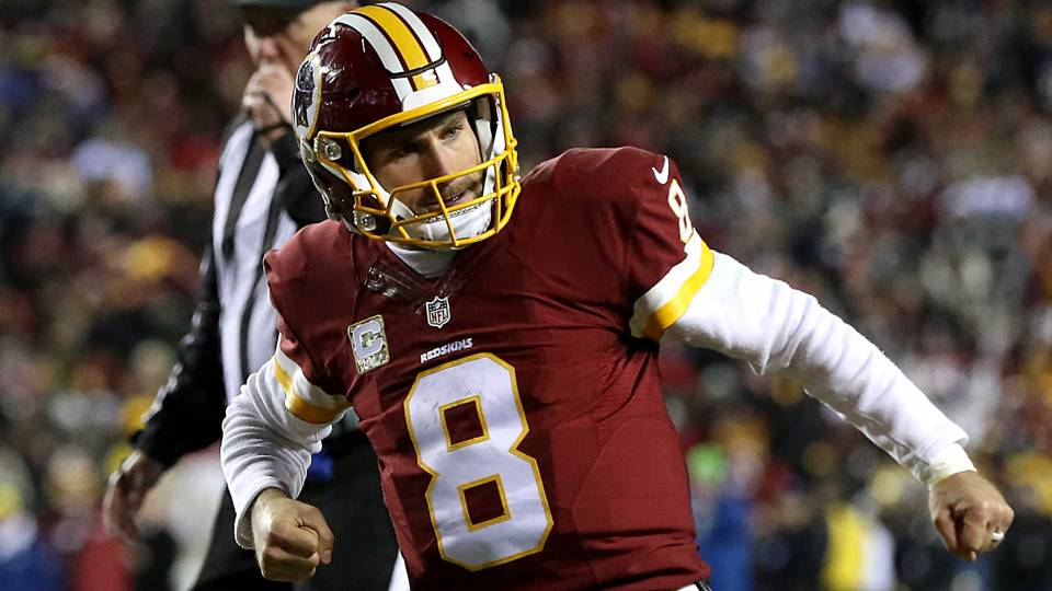 The Once Believed Savior of the Redskins is now Looking for a New Job