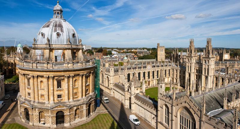 Oxford University (UK)
