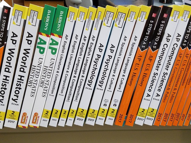 AP+Barron%27s+books+are+essential+to+preparing+or+cramming+for+exams.