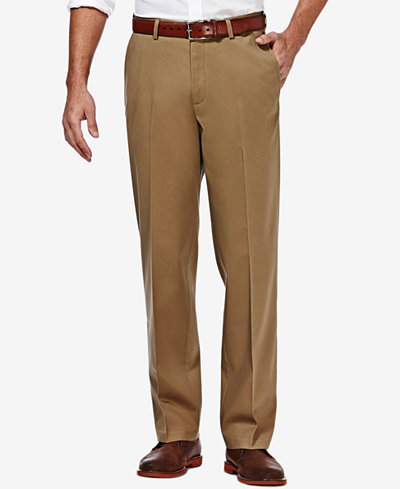 A Slick Pair of Pleated, Size 34, Dockers Khakis