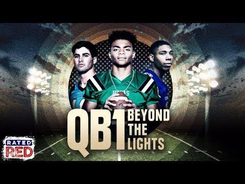 The three quarterbacks covered in this season of QB1