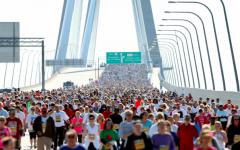 Cooper River Bridge Run, Get Over it!