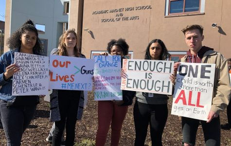 Students Walkout for Change After Parkland Shooting