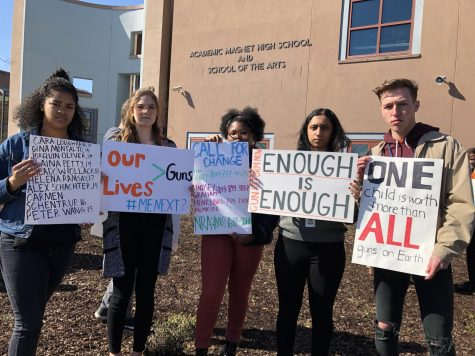 Why the Walkouts of Protesting Students are Wrong