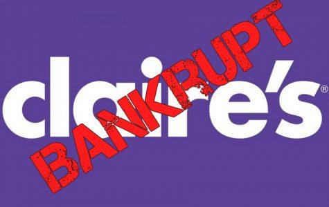 Claire's™ Goes Bankrupt