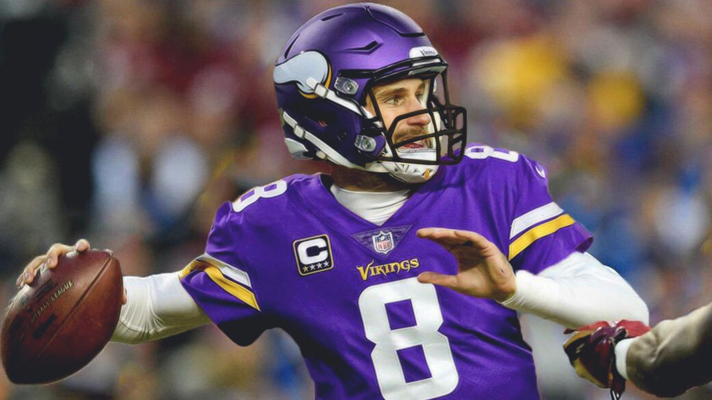 Kirk Cousins becomes a Minnesota Viking