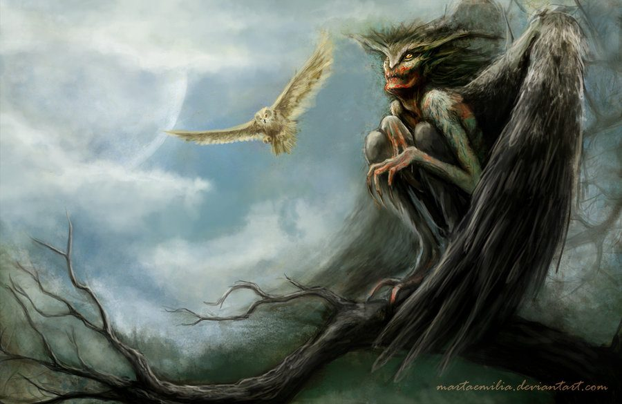 Mythical Monsters: the Striga